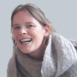 Aude Carré-Sourty, co-auteur Au coeur du Mystère